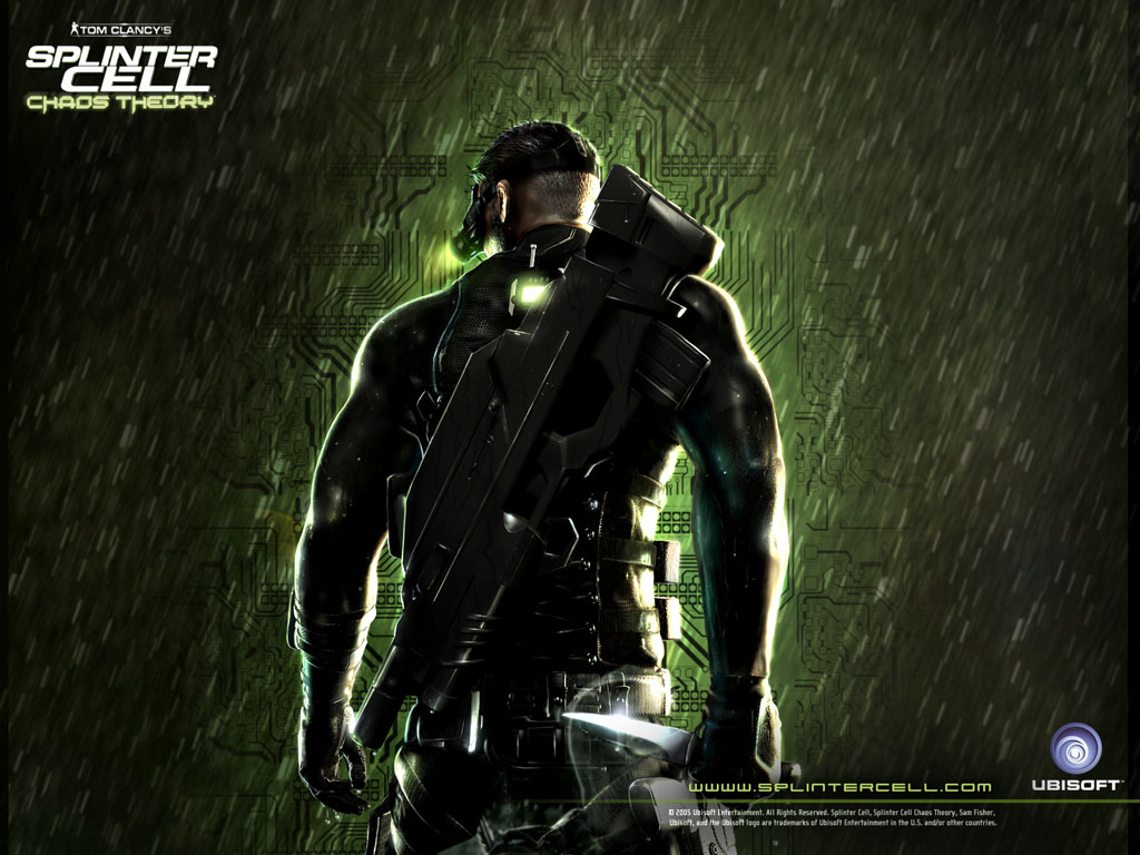 Splinter Cell Chaos Theory (Análisis PC)